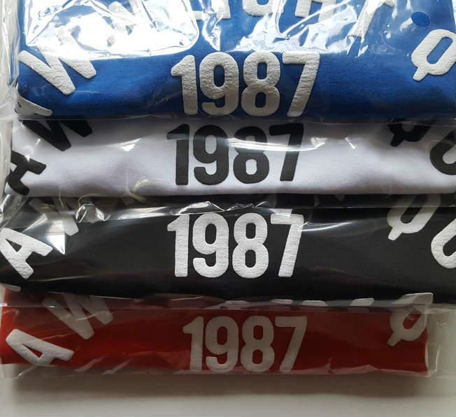 Kolekcja koszulek